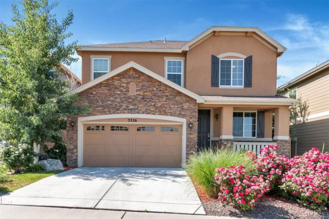 3326 E 141st Place, Thornton, CO 80602 (#3208332) :: The Pete Cook Home Group