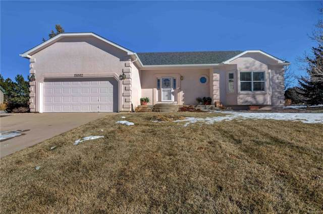 15002 La Jolla Place, Colorado Springs, CO 80921 (#3208416) :: Harling Real Estate