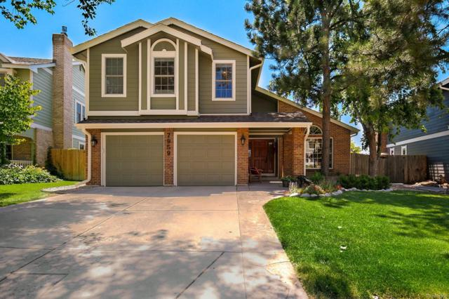 7959 S Bemis Street, Littleton, CO 80120 (#3208634) :: My Home Team