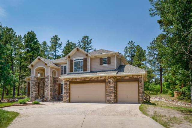1119 Cochetopa Drive, Larkspur, CO 80118 (#3208657) :: The Peak Properties Group