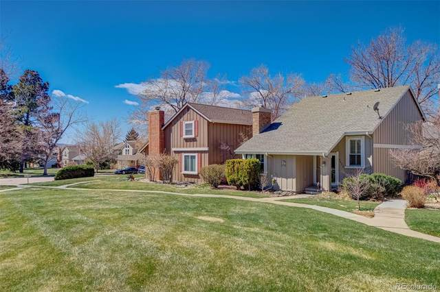 7612 S Rosemary Circle, Centennial, CO 80112 (MLS #3209025) :: 8z Real Estate