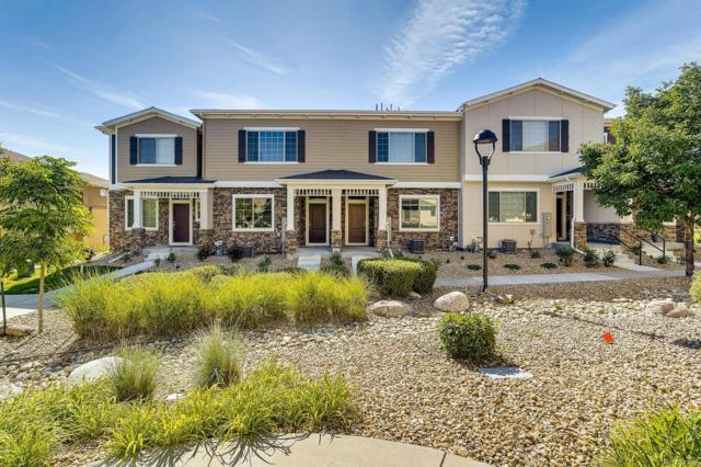 849 E 98th Avenue #1607, Thornton, CO 80229 (MLS #3209181) :: 8z Real Estate