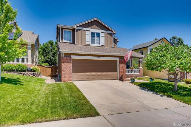 3890 Mallard Street, Highlands Ranch, CO 80126 (#3209225) :: Bring Home Denver with Keller Williams Downtown Realty LLC