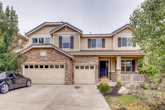 21233 E Whitaker Drive, Centennial, CO 80015 (#3209481) :: The HomeSmiths Team - Keller Williams