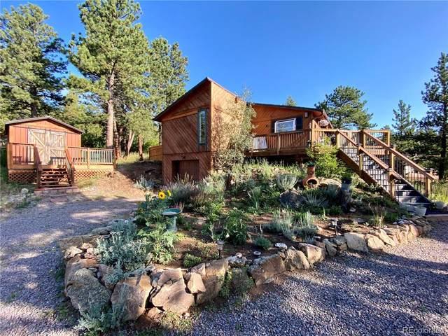 11693 Hillcrest Road, Golden, CO 80403 (#3209713) :: Mile High Luxury Real Estate