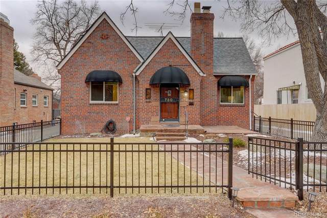730 Dexter Street, Denver, CO 80220 (#3209793) :: The Scott Futa Home Team