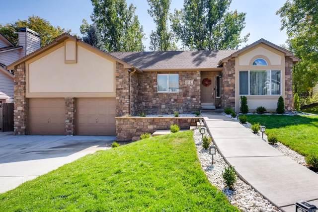 11542 W 67th Avenue, Arvada, CO 80004 (MLS #3210021) :: 8z Real Estate