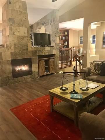 22905 E Ontario Drive #105, Aurora, CO 80016 (#3210164) :: Real Estate Professionals