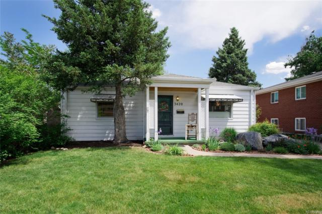 3420 S Downing Street, Englewood, CO 80113 (#3210307) :: Structure CO Group