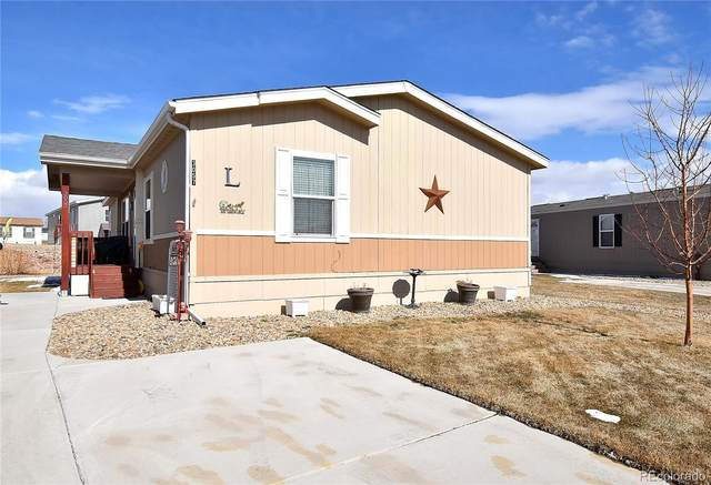 3057 Yarrow Circle, Evans, CO 80620 (MLS #3210998) :: 8z Real Estate