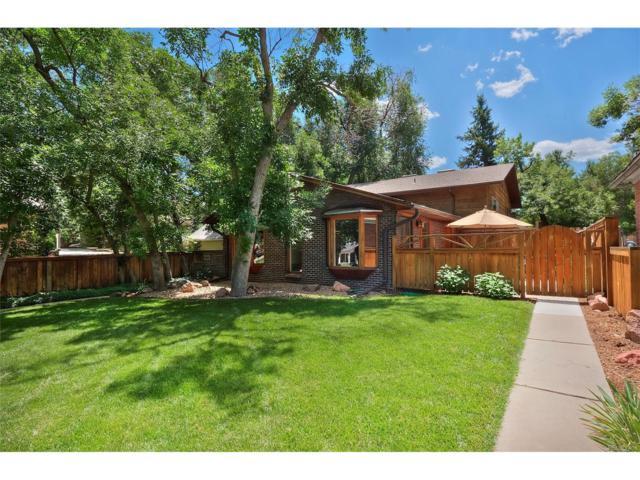 430 Maxwell Avenue, Boulder, CO 80304 (#3211155) :: The Galo Garrido Group