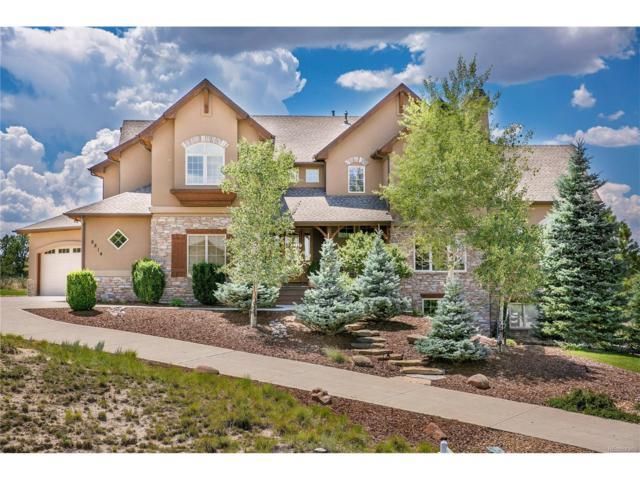 8814 Windhaven Drive, Parker, CO 80134 (MLS #3211262) :: 8z Real Estate
