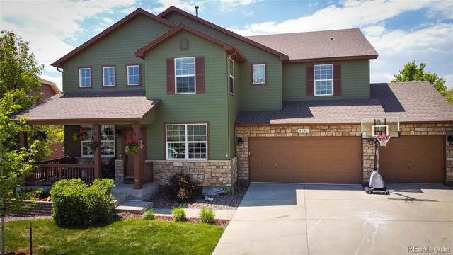 4047 Deer Valley Drive, Castle Rock, CO 80104 (MLS #3211904) :: Stephanie Kolesar