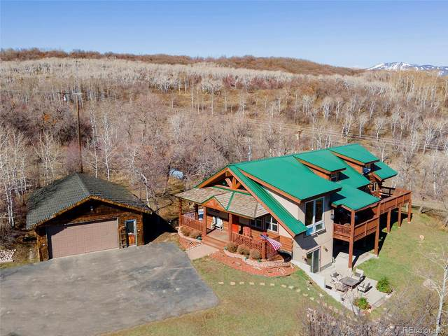 33020 County Road 41, Steamboat Springs, CO 80487 (#3212081) :: The Dixon Group