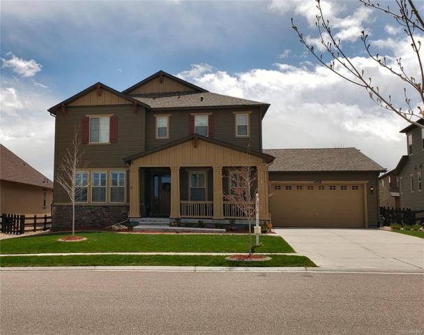 14708 Melco Avenue, Parker, CO 80134 (#3212133) :: The Healey Group