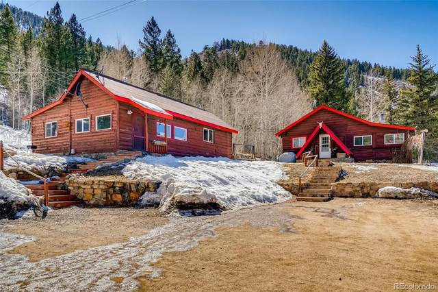 52902 Us Highway 285, Shawnee, CO 80475 (#3212899) :: The Dixon Group