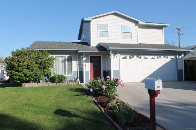 649 Meadowood Street, Grand Junction, CO 81504 (MLS #3212934) :: 8z Real Estate