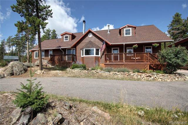 10579 Walters Circle, Morrison, CO 80465 (#3213029) :: The DeGrood Team