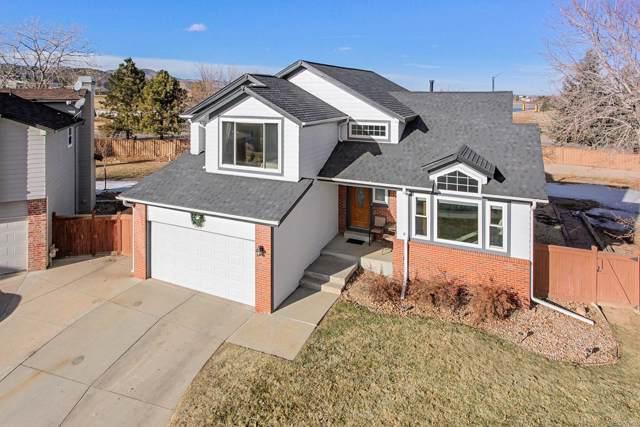 6403 S Xenon Court, Littleton, CO 80127 (#3213095) :: HergGroup Denver