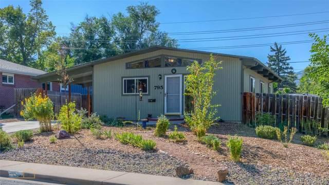 795 35th Street, Boulder, CO 80303 (#3213925) :: Mile High Luxury Real Estate