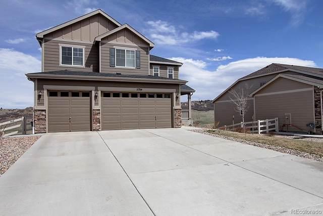 5704 Clover Ridge Circle, Castle Rock, CO 80104 (MLS #3213995) :: Keller Williams Realty