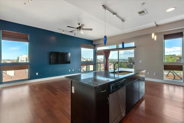 2460 W 29th Avenue #306, Denver, CO 80211 (#3214053) :: Real Estate Professionals