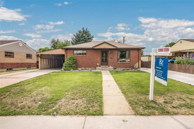 6871 Ruth Way, Denver, CO 80221 (MLS #3214102) :: 8z Real Estate