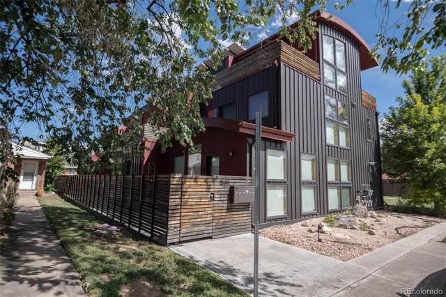 1544 Zenobia Street #104, Denver, CO 80204 (#3214565) :: The Dixon Group
