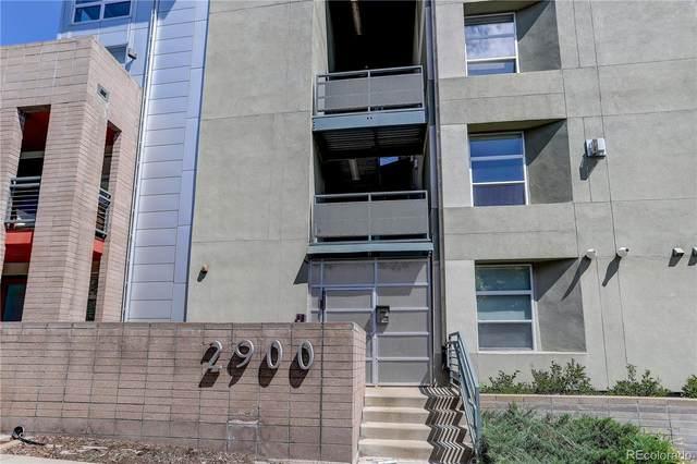 2900 Wyandot Street #302, Denver, CO 80211 (#3214635) :: Symbio Denver