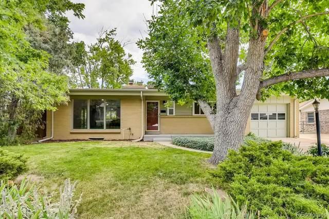 631 W Caley Avenue, Littleton, CO 80120 (MLS #3214769) :: 8z Real Estate