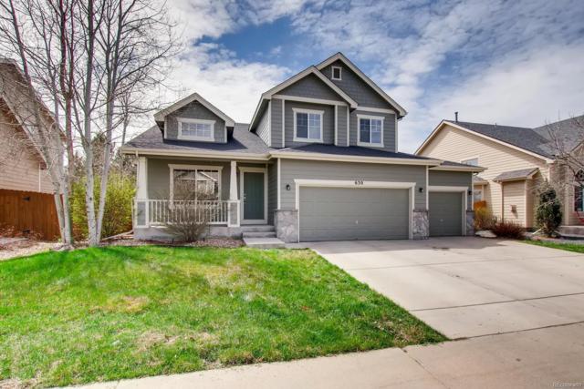 630 Stonehaven Street Circle, Dacono, CO 80514 (#3214933) :: House Hunters Colorado