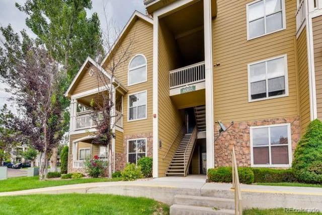 6005 Castlegate Drive B25, Castle Rock, CO 80108 (#3215308) :: The Peak Properties Group