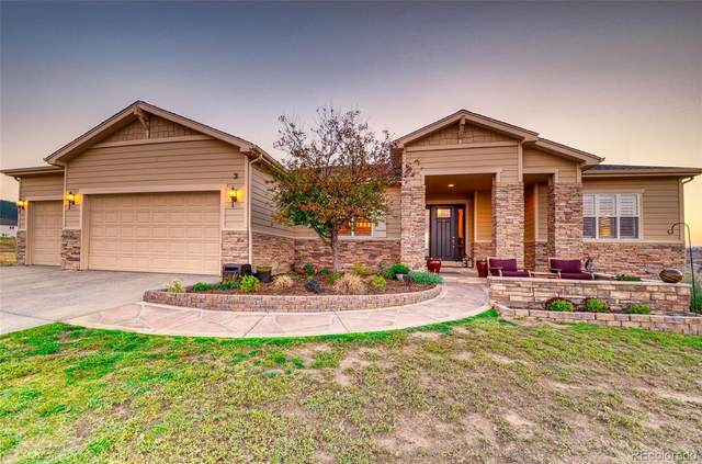 4629 Mariposa Road, Castle Rock, CO 80104 (#3215729) :: My Home Team