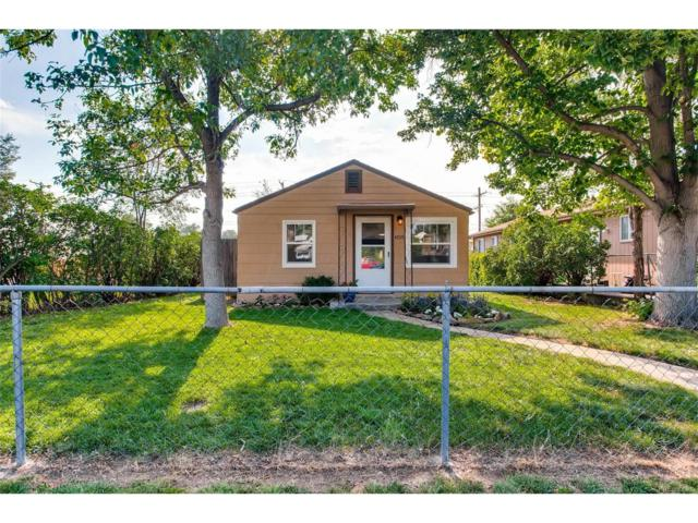 4709 S Lincoln Street, Englewood, CO 80113 (MLS #3216219) :: 8z Real Estate