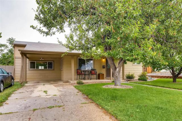 1313 S Quieto Court, Denver, CO 80223 (#3216306) :: The DeGrood Team