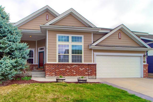 10246 Riverstone Drive, Parker, CO 80134 (#3216492) :: The Peak Properties Group