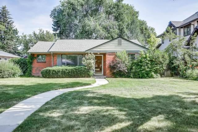 7115 E 6th Ave Pkwy, Denver, CO 80220 (#3216663) :: Sellstate Realty Pros