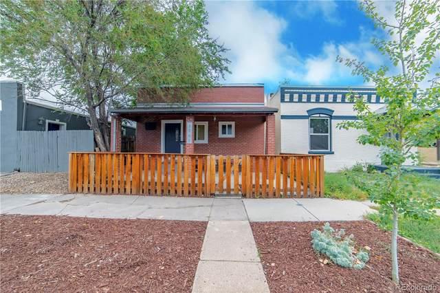 3582 N High Street, Denver, CO 80205 (#3216948) :: The Griffith Home Team