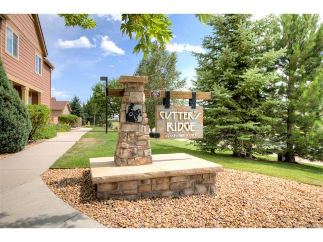 2639 Cutters Circle #102, Castle Rock, CO 80108 (MLS #3216963) :: 8z Real Estate