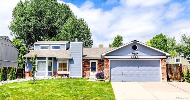 6011 S Oak Way, Littleton, CO 80127 (#3217058) :: The DeGrood Team