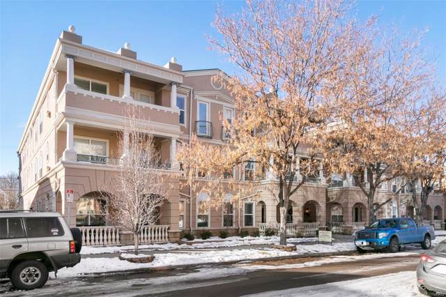 45 N Ogden Street #208, Denver, CO 80218 (#3217089) :: Real Estate Professionals