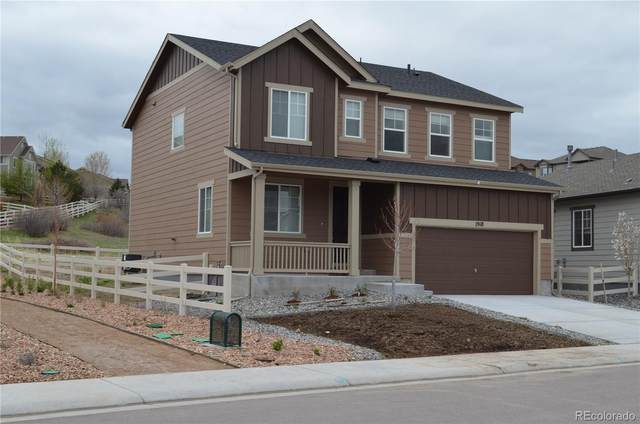 1918 Cade Avenue, Castle Rock, CO 80104 (#3217135) :: The Griffith Home Team