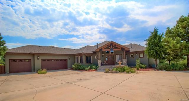 4260 Old Gate Road, Castle Rock, CO 80104 (#3217242) :: The DeGrood Team