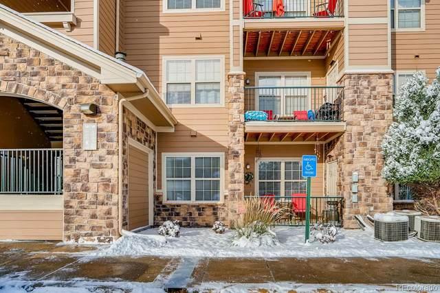 10751 Twenty Mile Road #107, Parker, CO 80134 (#3217391) :: Mile High Luxury Real Estate