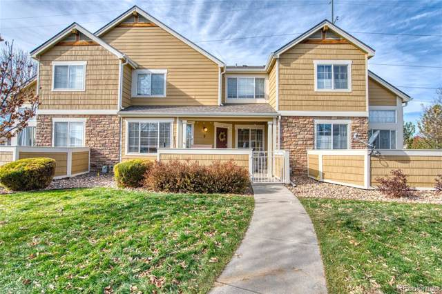 805 Summer Hawk Drive #5, Longmont, CO 80504 (#3217711) :: The DeGrood Team