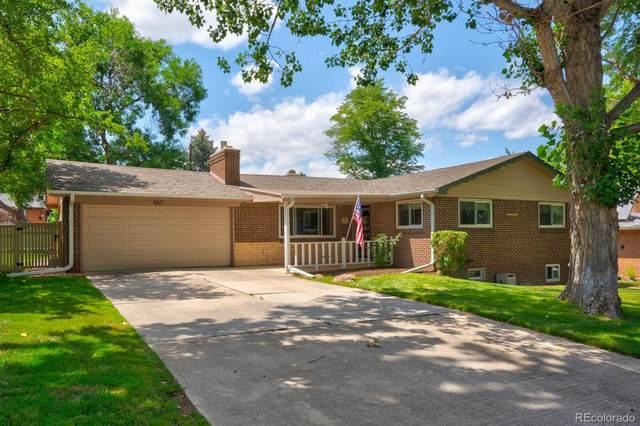 667 Cody Street, Lakewood, CO 80215 (#3217846) :: The HomeSmiths Team - Keller Williams