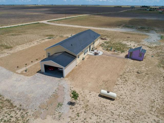 46400 E 112th Avenue, Bennett, CO 80102 (#3217867) :: The Pete Cook Home Group