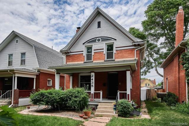 2435 N Williams Street, Denver, CO 80205 (MLS #3219558) :: Clare Day with Keller Williams Advantage Realty LLC