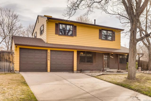 6494 W 85th Avenue, Arvada, CO 80003 (#3219578) :: The Heyl Group at Keller Williams