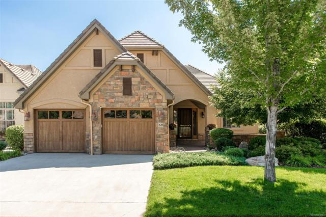 69 Brookhaven Drive, Littleton, CO 80123 (#3219690) :: Sellstate Realty Pros